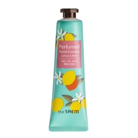 Perfumed Hand Essence -Lemon Mint-