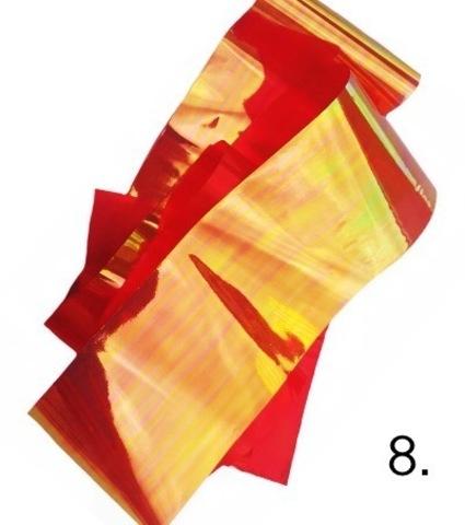 Битое стекло для дизайна ногтей №8 купить за 100руб