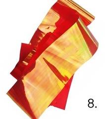 Битое стекло для дизайна ногтей №8