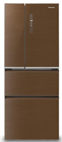 Холодильник side-by-side Panasonic NR-D535YG-T8