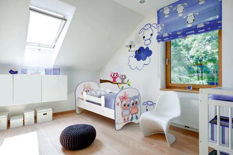 Кровать детская Совята