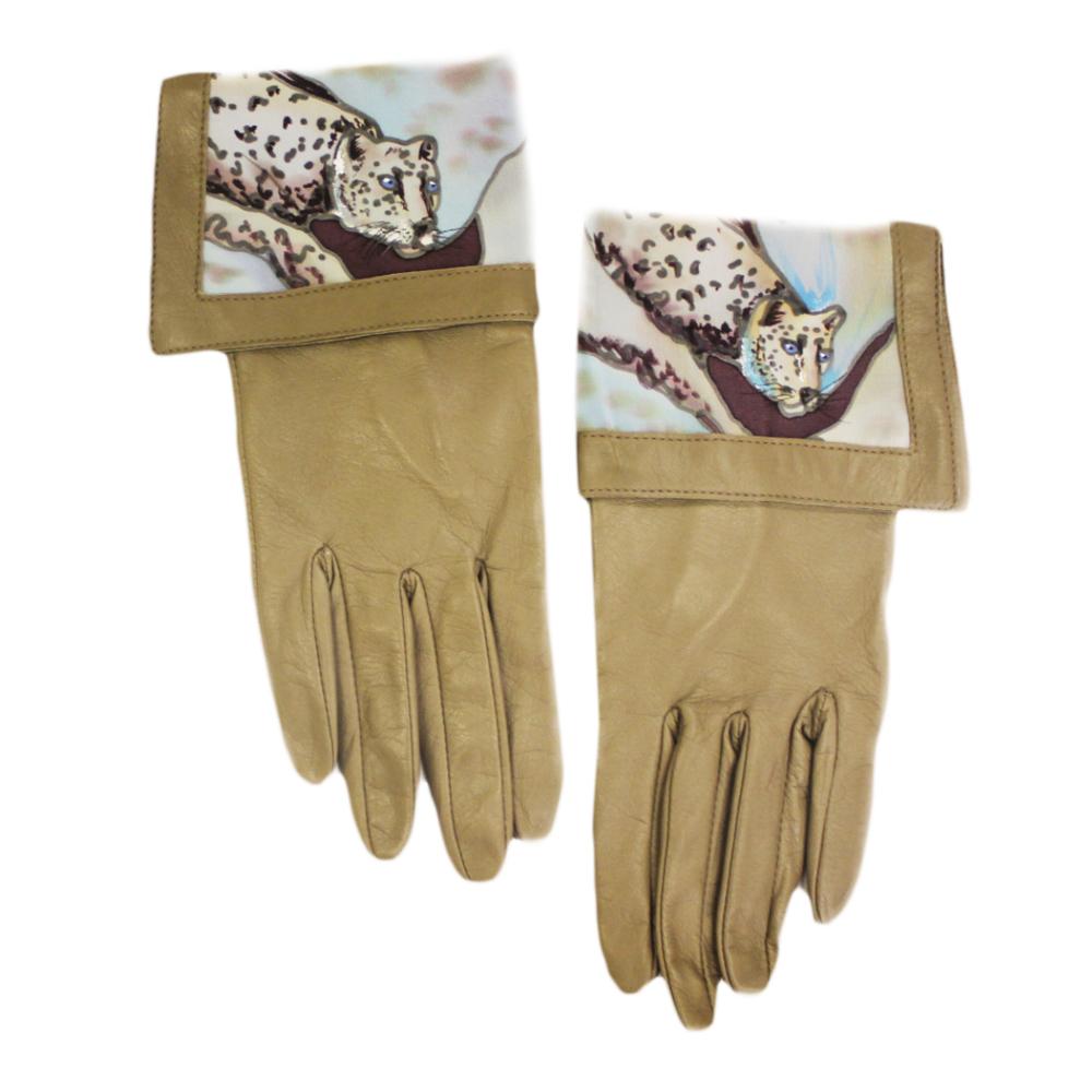 Перчатки Лео светлые PR-1