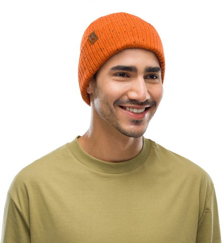 Вязаная шапка Buff Hat Knitted  Kort Roux фото 2