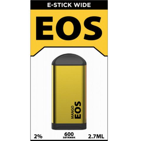 EOS e-stick Wide Mango