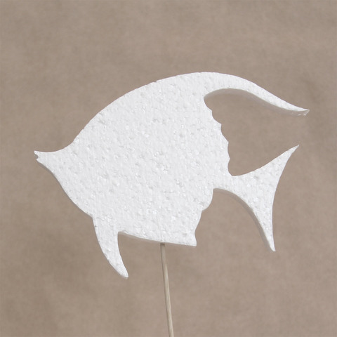 Рыбы из пенопласта разного размера