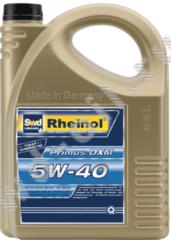 Моторное масло Swd Rheinol Primus DXM 5W-40 4л