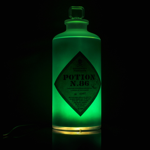 Светильник Harry Potter Potion Bottle Light V2