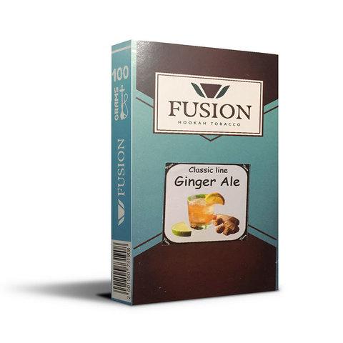 Табак Fusion Soft Gigngerale 100 г