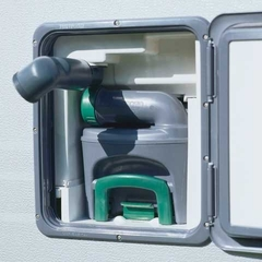 Купить туалет для автодома THETFORD C-402 С кассетный от производителя с доставкой.