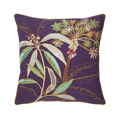 Подушка декоративная 45х45 Yves Delorme Palmea