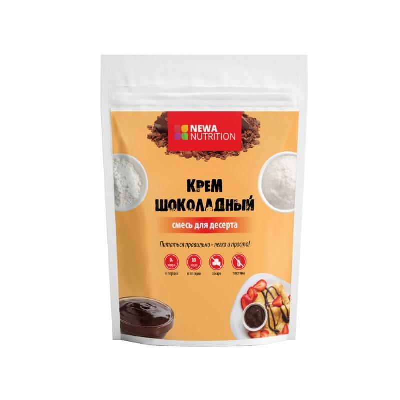 Смесь для Шоколадного Крема низкокалор. б/сах, б/глют 150гр NEWA NUTRITION