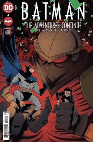 Batman The Adventures Continue Season II #4