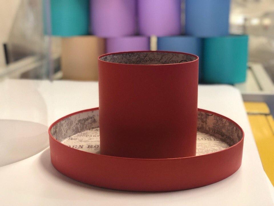 Коробка аквариум 32см Цвет :Красный . Розница 700  рублей .