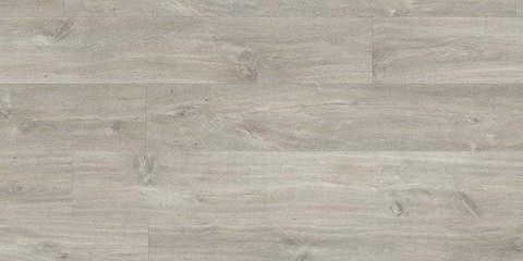 ПВХ плитка, кварц виниловый ламинат Quick Step LVT Balance Glue Дуб каньон серый пилёный BAGP40030