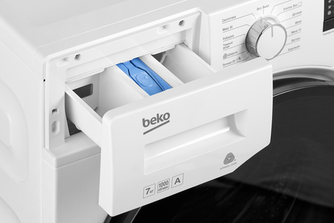 Стиральная машина Beko WSRE7532PRWI