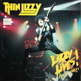 Thin Lizzy / Lizzy Lives! (1976 - 1984)(LP)