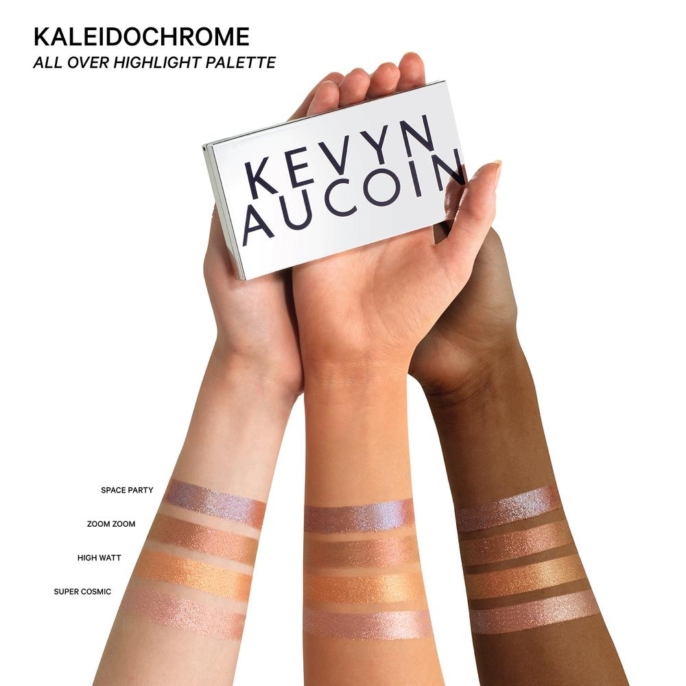 Kevyn Aucoin Kaleidochrome All Over Highlight Palette