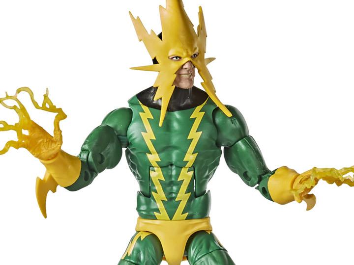 Фигурка Электро Marvel Legends Retro Collection 15 см