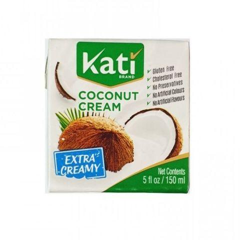 Кокосовые сливки KATI, 150 мл
