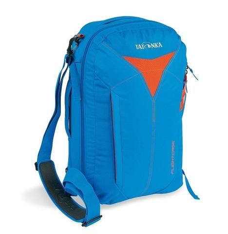 Сумка-рюкзак Tatonka Flightcase 40 brightblue
