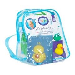 LUDI Рюкзак с игрушками для ванны (2132)