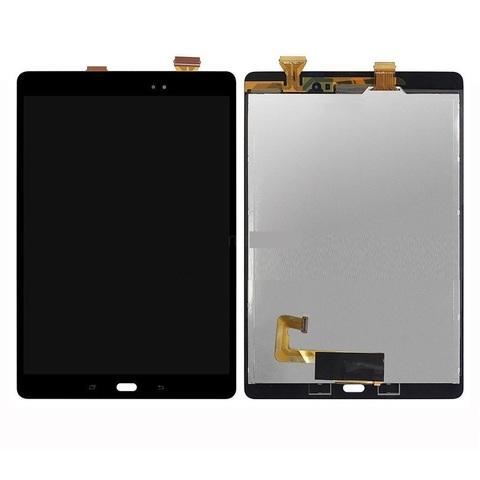LCD SAMSUNG P550 P555 + Touch Black MOQ:5