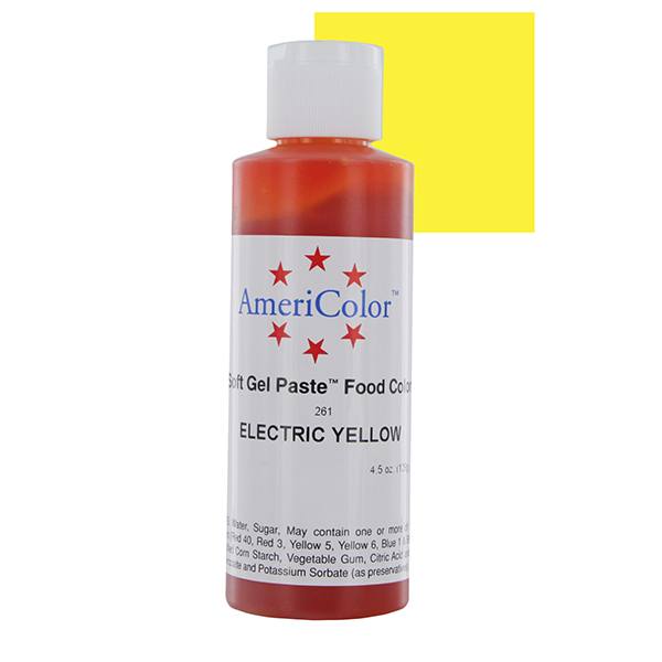 Кондитерские краски Краска краситель гелевый ELECTRIC YELLOW 261, 127 гр import_files_79_79b6730b4dea11e3b69a50465d8a474f_bf235c9b8e5b11e3aaae50465d8a474e.jpeg