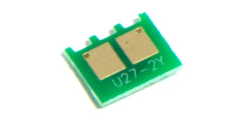 Чип (CHIP) MAK© 201A CF402A желтый (yellow), до 1400 стр. - купить в компании MAKtorg