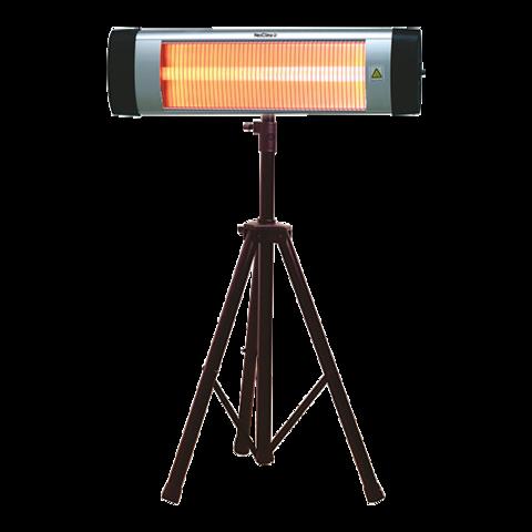 Инфракрасный кварцевый обогреватель Neoclima SHAFT-2.5