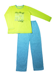 Пижама длинный рукав 017