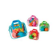 LUDI Сумка с игрушками для ванны в ассортименте (2150)