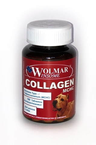 Wolmar Winsome COLLAGEN MCHC 180 таб.