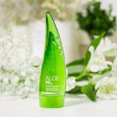Универсальный гель с Алоэ для лица и тела Holika Holika Aloe 99% Soothing Gel