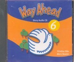 New Way Ahead 6 Story Audio CD !!