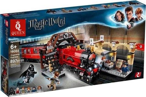 Конструктор Queen Magic World 16055 Новый Хогвартс-Экспресс