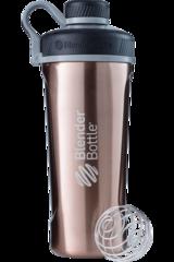 Шейкер-термос стальной Blender Bottle Stainless Radian Tritan  769мл Copper