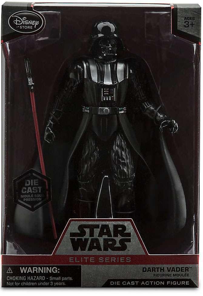 Звездные войны Die Cast Дарт Вейдер — Star Wars Darth Vader