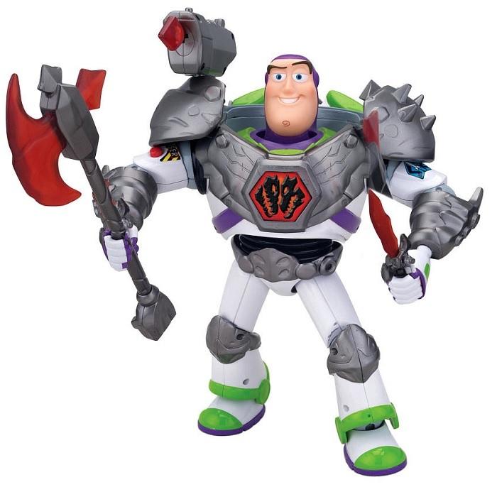 История игрушек 3 игрушка Базз Лайтер — Toy Story 3 That Time Forgot Battlesaurs Buzz Lightyear