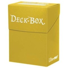 Yellow Deck Box (UP)