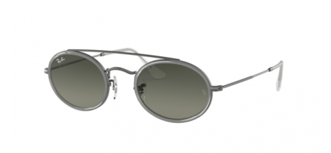 Ray-Ban Icons – Oval Double Bridge RB3847N 004/71