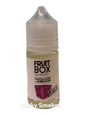 Жидкость Fruit Box Salt 30 мл Cantaloupe Bubblegum
