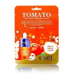 Ekel - Тканевая маска для лица с томатом, 25мл