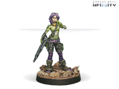 Cordelia Turner (вооружен Combi Rifle)