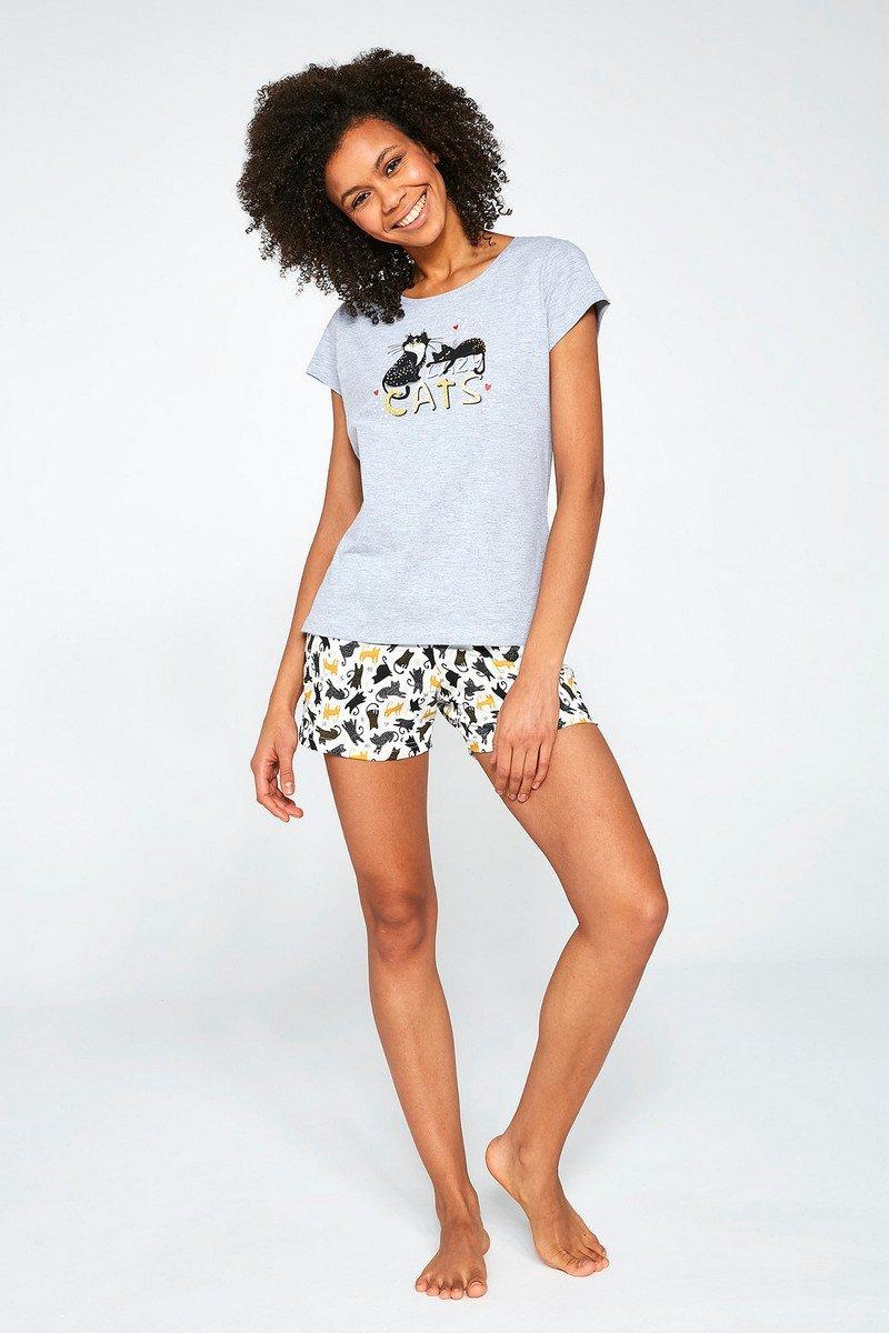 Пижама женская с шортами CORNETTE 628 CATS