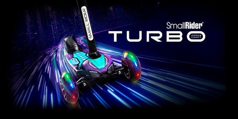 Трехколесный самокат Small Rider Turbo Spacecraft 3