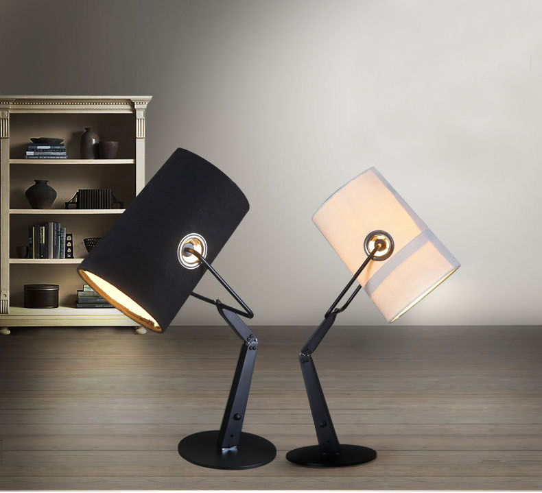 Настольный светильник копия Diesel Fork by Foscarini (слоновая кость)