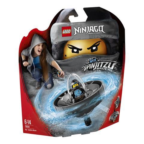 LEGO Ninjago: Ния — мастер Кружитцу 70634 — Nya — Spinjitzu Master — Лего Ниндзяго