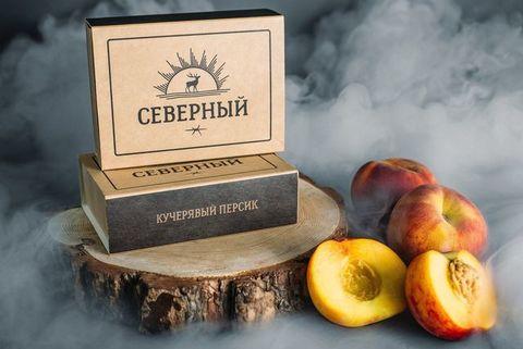 Табак для кальяна Северный - Кучерявый Персик