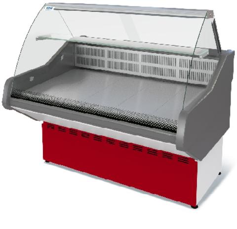 Холодильная витрина Илеть new ВХС-1,8       ( 0..... +7 )