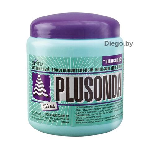 Витаминный восстановительный бальзам для волос